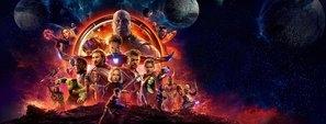 Avengers: Infinity War  poster #1544085
