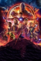 Avengers: Infinity War  #1544086 movie poster