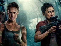 Tomb Raider #1544122 movie poster