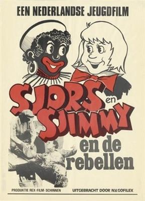 Sjors en Sjimmie en de Rebellen poster #1544145