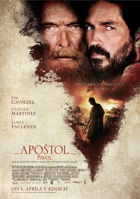 Paul, Apostle of Christ poster #1544191