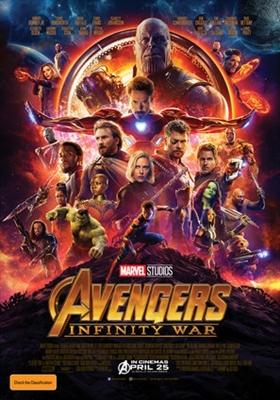 Avengers: Infinity War  poster #1544193