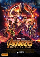 Avengers: Infinity War (2018) movie posters