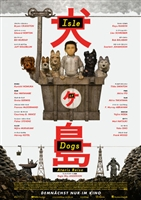 Isle of Dogs #1544201 movie poster