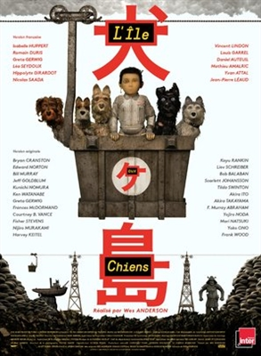 Isle of Dogs poster #1544205