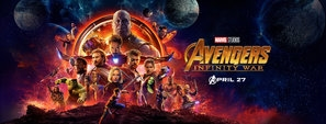 Avengers: Infinity War  poster #1544213