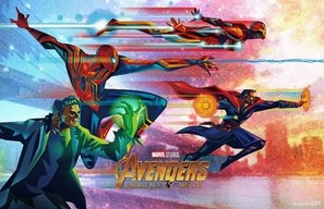 Avengers: Infinity War  poster #1544214
