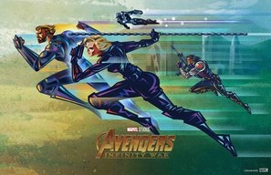 Avengers: Infinity War  poster #1544217