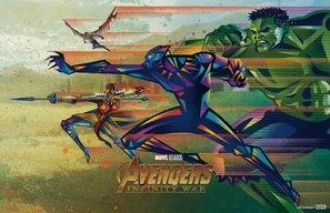 Avengers: Infinity War  poster #1544218