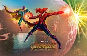 Avengers: Infinity War  poster #1544221