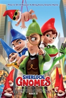 Sherlock Gnomes (2018) movie posters