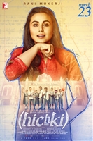 Hichki (2018) movie posters