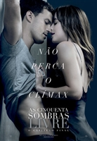 Fifty Shades Freed movie poster