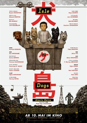 Isle of Dogs poster #1544335