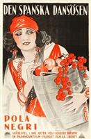 The Spanish Dancer movie poster