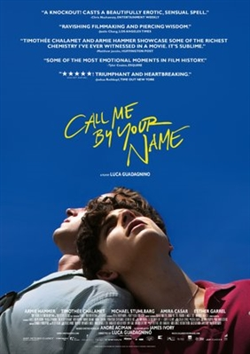 Call Me by Your Name poster #1544603