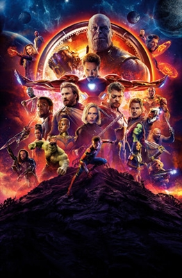 Avengers: Infinity War  poster #1544636