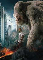 Rampage #1544638 movie poster
