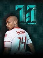 1:1 Thierry Henry movie poster