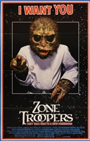 Zone Troopers movie poster