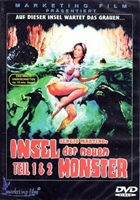 The Island of the Fishmen movie poster