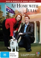 At Home with Julia movie poster