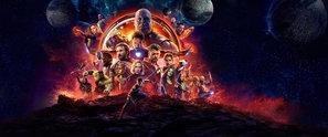 Avengers: Infinity War  poster #1545041