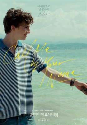 Call Me by Your Name poster #1545408