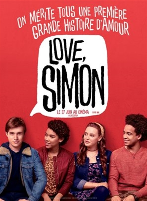 Love, Simon poster #1545440