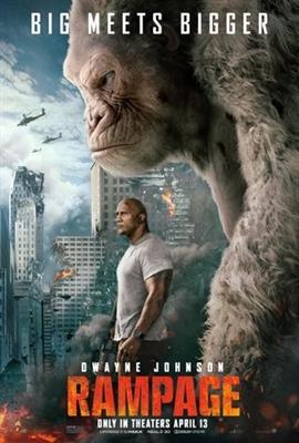 Rampage poster #1545553