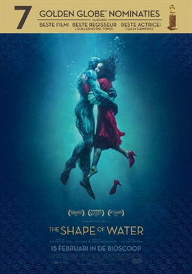 The Shape of Water poster #1545665