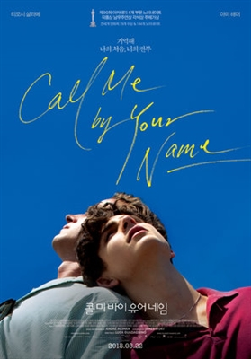 Call Me by Your Name poster #1545686