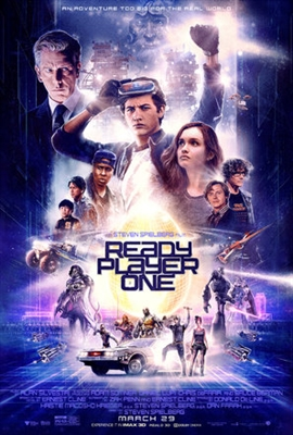 Ready Player One poster #1545808