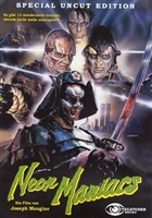 Neon Maniacs movie poster