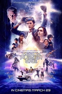 Ready Player One poster #1545896