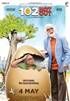 102 Not Out movie poster