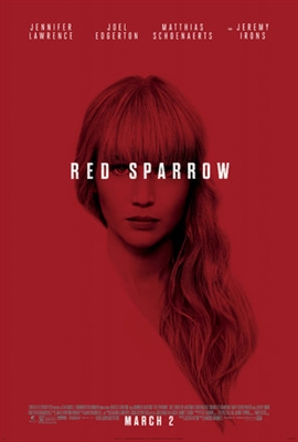 Red Sparrow poster #1546209