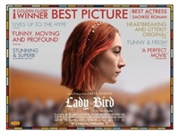 Lady Bird movie poster