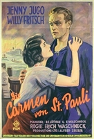 Die Carmen von St. Pauli movie poster