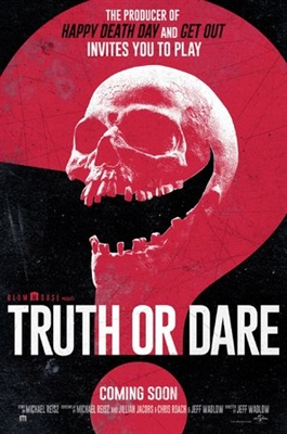 Truth or Dare poster #1546388