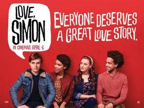 Love, Simon poster #1546505