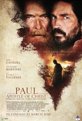 Paul, Apostle of Christ poster #1546518