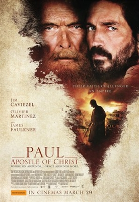 Paul, Apostle of Christ poster #1546519