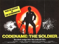The Soldier movie poster