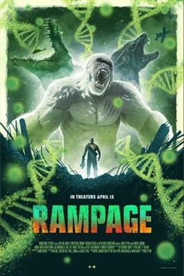Rampage poster #1546584