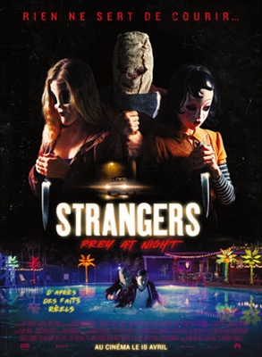 The Strangers: Prey at Night poster #1546695