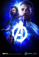 Avengers: Infinity War  #1546698 movie poster
