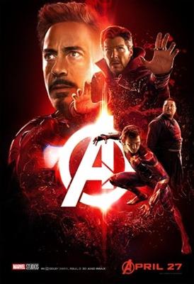 Avengers: Infinity War  poster #1546699
