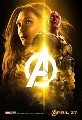 Avengers: Infinity War  poster #1546714