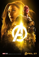 Avengers: Infinity War  #1546714 movie poster